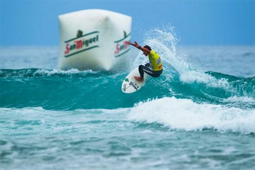 San Miguel Pro Surf De Zarautz