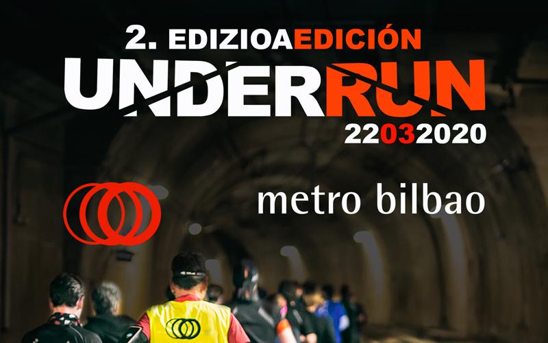 II Edición De La UnderRun Metro Bilbao 2020